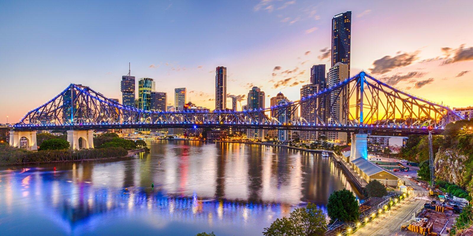 Brisbane South East QLD