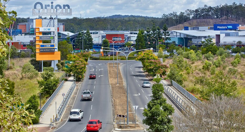 best suburbs to invest brisbane springfield lakes