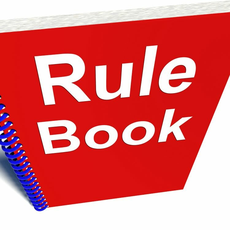 Rule Book Policy Guidance Manual